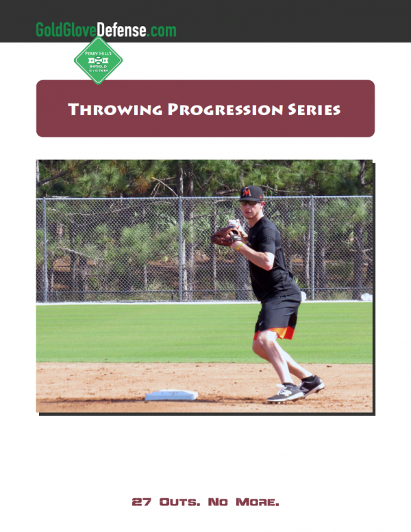 Perry Hill Infield System Throwing Progression Cover Image