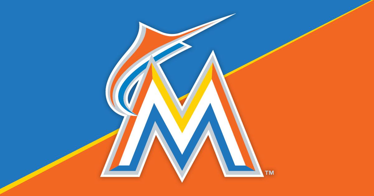 Miami Marlins Flag