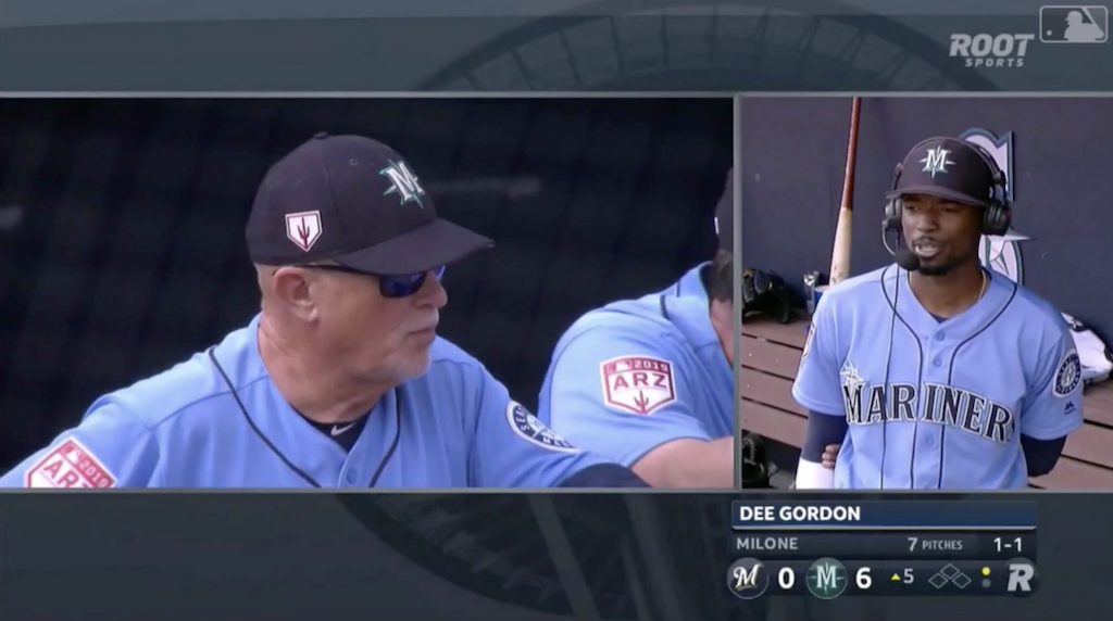 Dee Gordon interview spring training 2019 featured image
